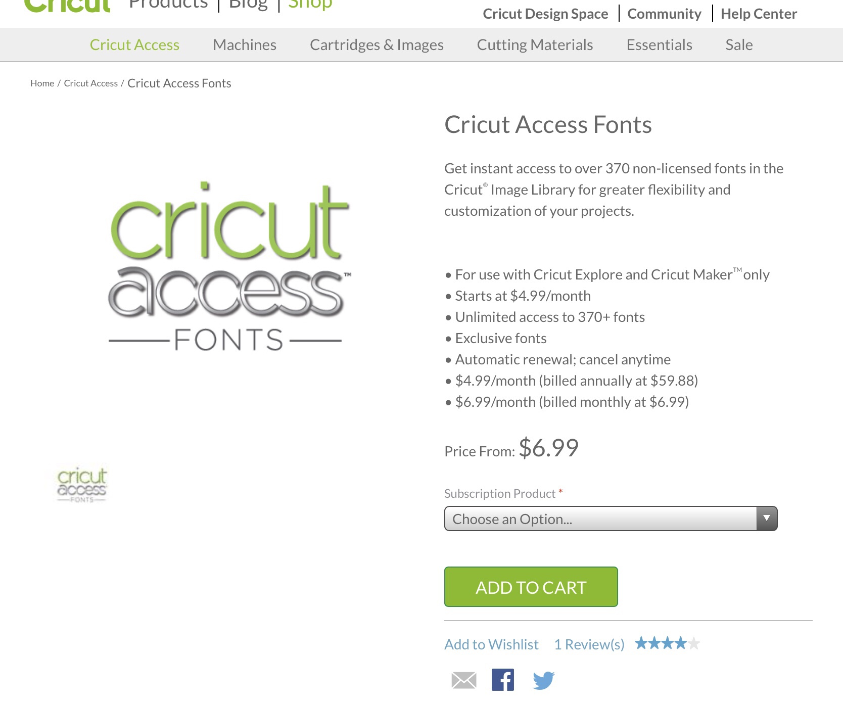 Installing and Using Fonts In Cricut Design Space – Miss Rita to the