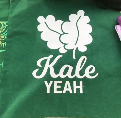 Kale Yeah Market Bag
