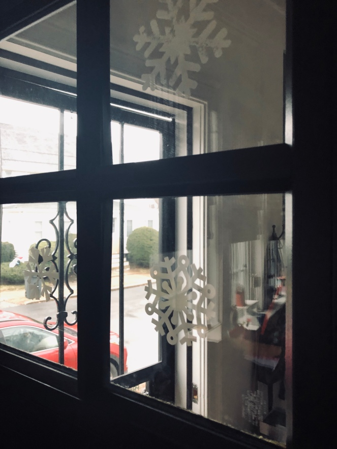 Cricut Window Cling