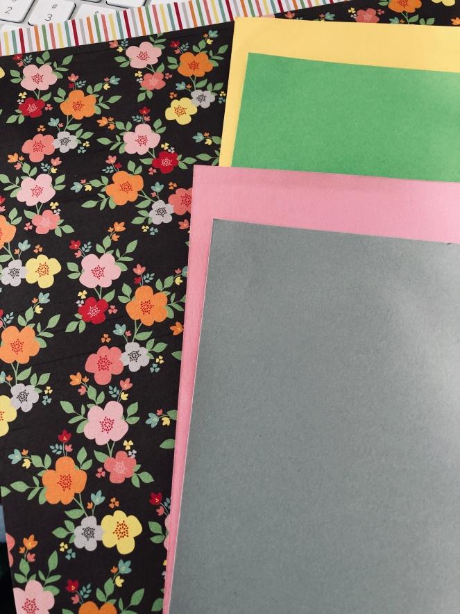 My Mother's Color Scheme