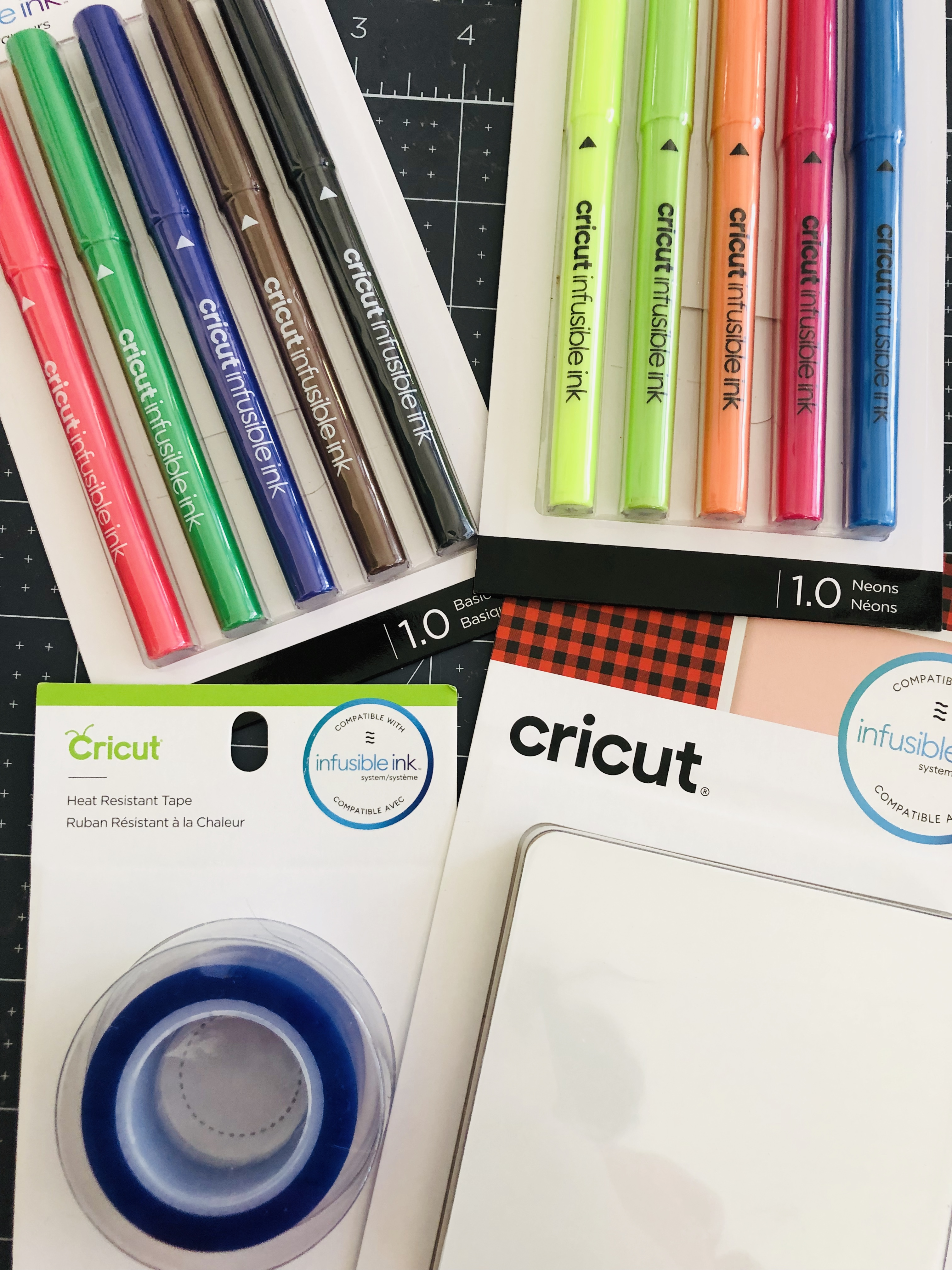 Meet Cricut Infusible Ink – Miss Rita to the Rescue!